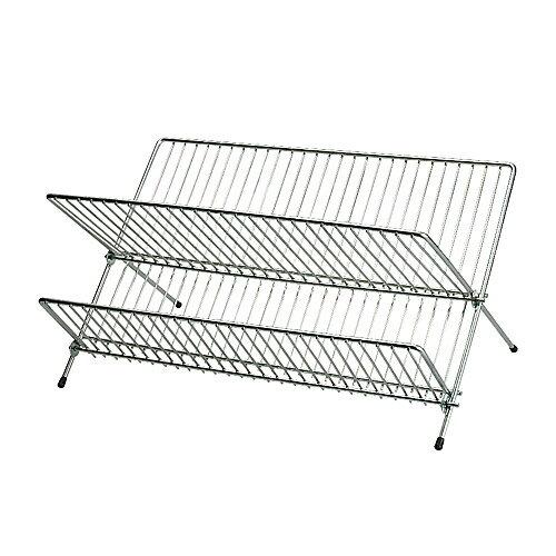 IKEA(イケア)KVOT水切り/亜鉛メッキ