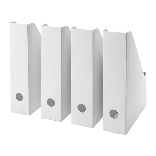 IKEA(イケア)FLUNSマガジンファイル4ピース★