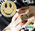 SMILY平打ちリング/スマイリー/笑顔/ニコちゃんマーク/シンプルリング・シルバーブランド【VOL.S】ボリュームエス/シルバー925リング・スマイリーフェイス(Smileyface)【あす楽対応_近畿】