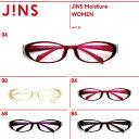 【4色】【JINS Moisture】眼を保湿するメガネ オーバル-JINS(ジンズ)