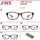 【3色】【JINS×niko and...】コラボメガネ 第3弾-JINS(ジンズ)