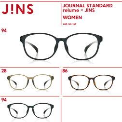 【JOURNALSTANDARDrelume×JINS】ボストン-JINS(ジンズ)