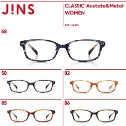 【JINSCLASSIC-Acetate&Metal-】アセテート&メタル-JINS(ジンズ)