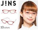 【10色】薄くて軽い、ミニマルフォルムのメガネ【Air frame ZERO WOMEN】-JINS(ジンズ)