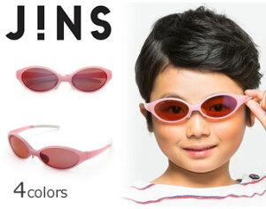 【4色】子供用サングラス【active sunglasses for kids】(度なし)- JINS ( ジンズ メガネ め...