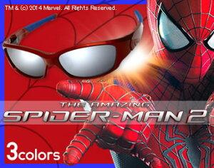 【3色】「アメイジング・スパイダーマン2」 映画公開記念スパイダーマン とのコラボ サングラ...