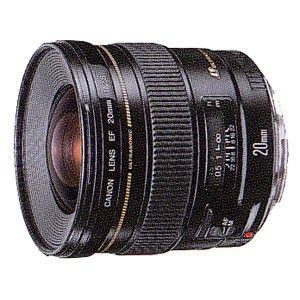canon EF20mm F2.8 USM
