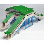 [鉄道模型]カトー (Nゲージ) 23-200 橋上駅舎