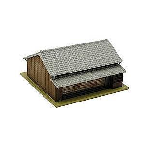 [鉄道模型]カトー (Nゲージ) 23-480 切妻造りの町家1
