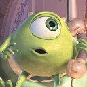 モンスターズインクのマイク画像ww ちょっと怖い ピクサー Pixar 映画 画像 壁紙