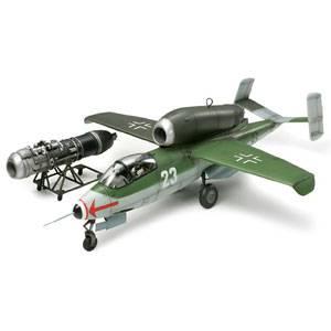ミリタリー, 戦闘機・戦闘用ヘリコプター 148 148 He162 A-2 61097