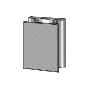 FZ-L40F [incl. tax] sharp Air Purifier cleaner for replacement filter set SHARP dust and deodorizer filter [FZL40F] [return type A]  [RCP]