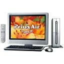 日立デスクトップパソコンPrius Air R【税込】 AR-33R1S [AR33R1S]【でんき0404】