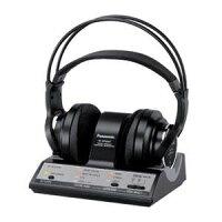 パナソニック  デジタルワイヤレスサラウンドヘッドホンPanasonic RP-WF6000【税込】 RP-WF6000-K [RPWF6000K] 詳しくは画像をクリック