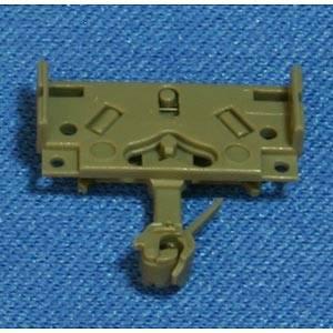 [鉄道模型]マイクロエース F0004 マイクロカプラー自連・グレー(6ヶ入)