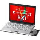 東芝ノートパソコン dynabookSS RX1【税込】 PARX1T7ALA [PARX1T7ALA]【デジタル0702】