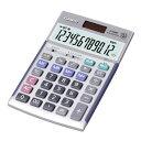電卓部門売り上げランキング 9月24日集計 : JS-20WK カシオ 卓上電卓 12桁(本格実務電卓) [JS20WK]【返品種別A】【送料無料】