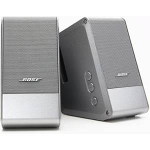 MUSIC-MONITOR M2 ボーズ M2(ボーズ・コンピューターミュージックモニター) (シルバー) Bose Computer MusicMonitor [MUSICMONITORM2]【返品種別A】【送料無料】