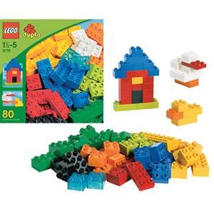 デュプロ(R)基本ブロック(XL) 【6176】レゴ