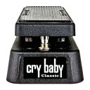Joshin web 家電とPCの大型専門店で買える「GCB95F Jim Dunlop ワウペダル Cry Baby Classic」の画像です。価格は14,300円になります。