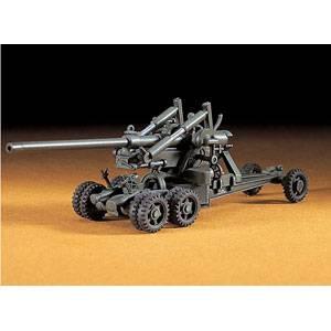 1/72 M2 155ミリカノン砲 ロングトム【MT2】 ハセガワ画像
