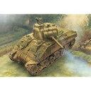 【当店ポイント2倍】サイバーホビー 1/35 M4シャーマン中戦車 75mm砲搭載型