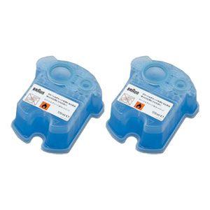 ブラウン|アルコール洗浄システム専用洗浄液カートリッジ【2個入】|CCR2CR