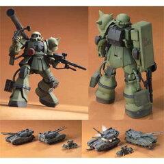 【再生産】1/144 HGUC ザク地上戦セット (機動戦士ガンダム 第08MS…