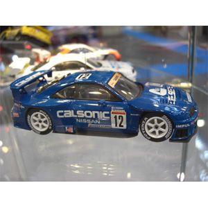 車, ミニカー・トイカー 143 JGTC 1998 12 R33 44192 EBBRO