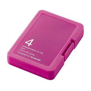 メモリーカードケース, SDメモリーカードケース CMC-SDCPPPN SDmicroSD