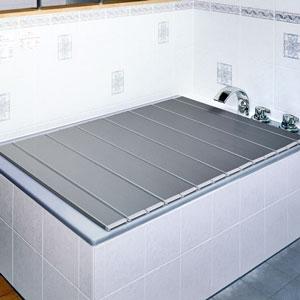 L14AGオリタタミフロフタ 東プレ Ag折りたたみ風呂ふた(75×140cm用)