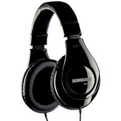 SRH240-A【税込】 シュアー モニターヘッドホン SHURE SRH240 [SRH240A]