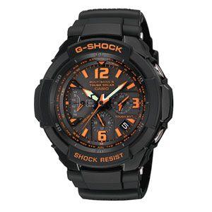 腕時計, メンズ腕時計 GW-3000B-1AJF SKY COCKPIT MULTI BAND6 G GW3000B1AJFA