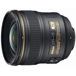 ニコン AF-S NIKKOR 24mm f/1.4G ED