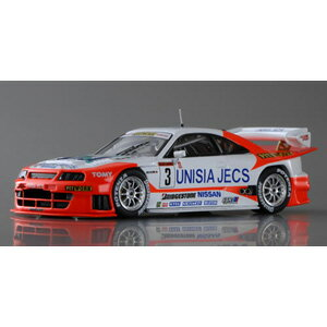 車, ミニカー・トイカー 143 JGTC 1998 3 R33 44255 EBBRO