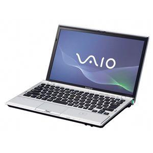 ノートPC「VAIO Z」(VPCZ139FJ/S)