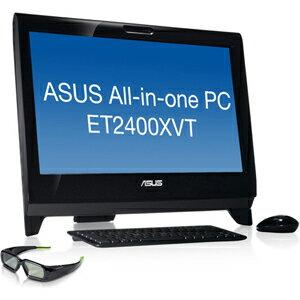 ディスプレイ一体型デスクトップPC「ET2400XVT」