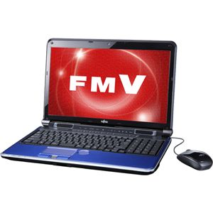 ノートPC「FMV LIFEBOOK AH」(FMVA77C)