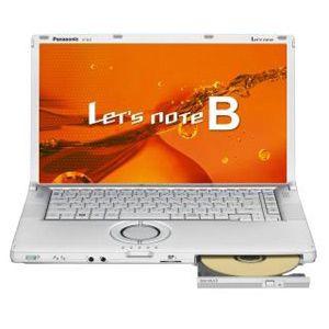ノートPC「Let's note B10(CF-B10AWADR)