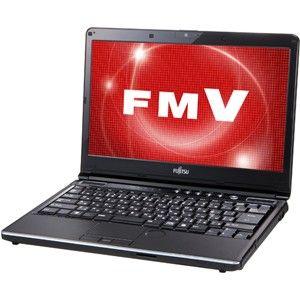 ノートPC「FMV LIFEBOOK SH」(FMVS76C)