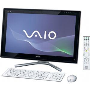 ディスプレイ一体型デスクトップPC「VAIO L」(VPCL219FJ)