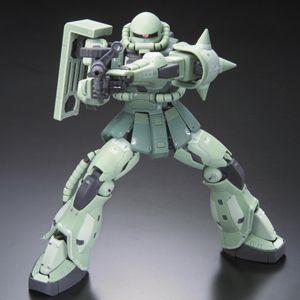 1/144 RG MS-06F 量産型ザク(機動戦士ガンダム) 【税込】 バンダイ [B RG…