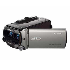 3D対応デジタルビデオカメラ「ハンディカム HDR-TD10」