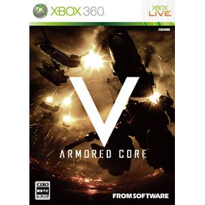 Xbox360, ソフト Xbox 360ARMORED CORE V JES1-001615