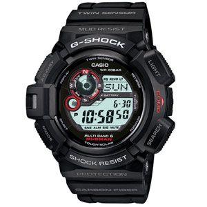 腕時計, メンズ腕時計 GW-9300-1JF MUDMAN MULTIBAND6 G GW93001JFA