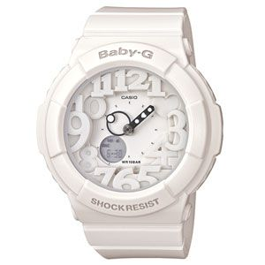 腕時計, レディース腕時計 BGA-131-7BJF Baby-G Neon Dial Series BGA1317BJFA
