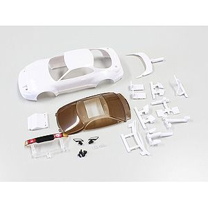 ミニッツ用ホワイトボディセット セリカ GT-FOUR RC【MZN125】 京商