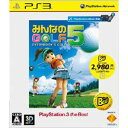 【PS3】みんなのGOLF 5 PlayStation 3 ...