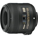 AFSDXMC40/2.8G【税込】 ニコン 【Joshin web限定 52mmフィルター付き】AF-S DX Micro NIKKOR 40mm f/2.8G [AFSDXMC4028G]【返品種別A】【送料無料】