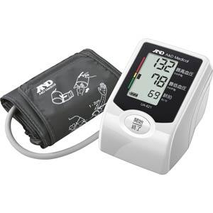UA621-W エ−・アンド・デイ 上腕式血圧計 胡粉色 A&D スマート・ミニ